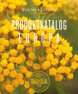 Young Living Produktkatalog
