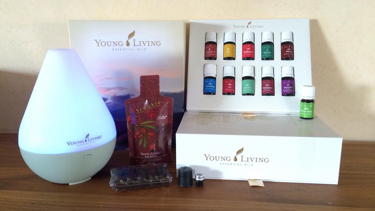 YoungLiving PremiumStarterset