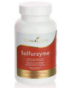 Sulfurzyme mit MSM von Young Living