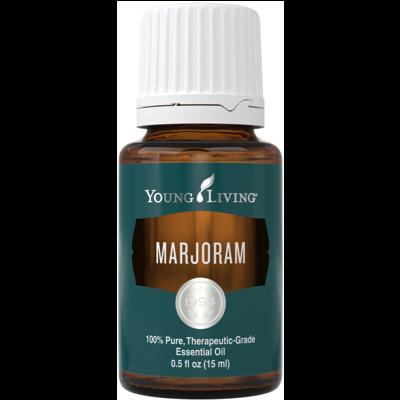 Majoram - Majoran - 100% naturreines ätherisches Öl von Young Living