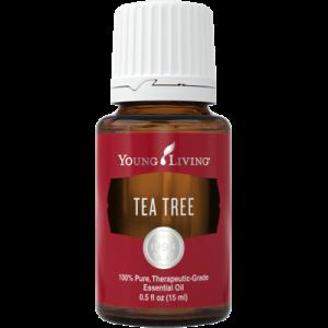Teebaum Teebaumöl - Tea Tree - 100% naturreines ätherisches Öl von Young Living