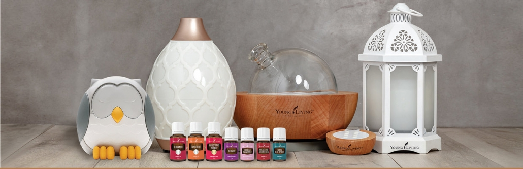 Diffuser von Young Living